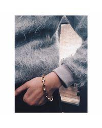 Bing Bang | Metallic Plated Bracelet | Lyst