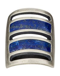 Pamela Love | Metallic Path Ring | Lyst