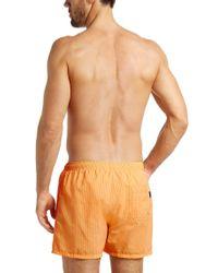 BOSS Yellow 'tuna'   Quick Dry Swim Trunks for men