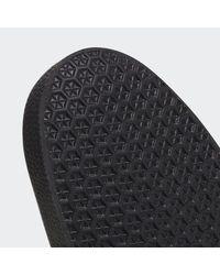 Adidas Black Gazelle Shoes