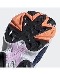 Adidas White Falcon Shoes