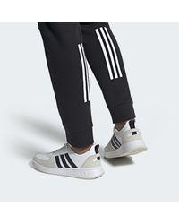 Chaussure Court 80s Adidas en coloris White