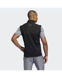 Gilet Go-To Adidas pour homme en coloris Black