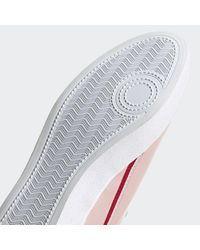 Zapatilla Courtflash X Adidas de color Pink