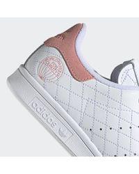 Zapatilla Stan Smith Adidas de color White