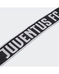 Adidas Black Juventus Home Scarf
