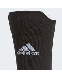 Chaussettes mi-mollet Alphaskin Ultralight Adidas en coloris Black
