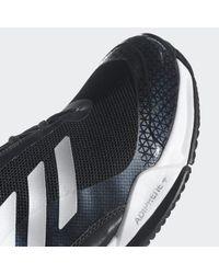 Adidas Black Barricade Club Shoes for men