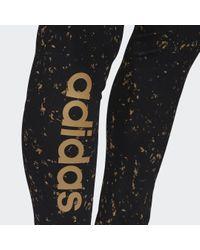 Adidas Black HYKE Tight