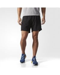 Adidas Black Rs Shorts for men