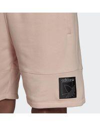 Adidas SPRT Shorts in Pink für Herren