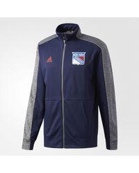 Adidas - Blue Rangers Track Jacket for Men - Lyst