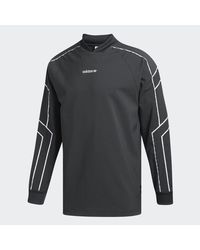 Adidas Gray Eqt Goalie Jersey for men