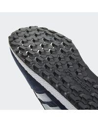Adidas Blue Forest Grove Gymnastics Shoes for men