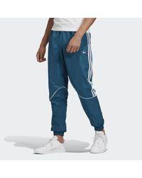Track pants O2K di Adidas in Blue da Uomo