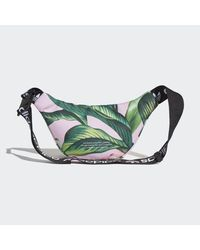 Adidas Green Bum Bag