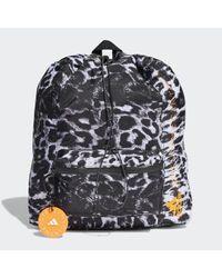 Adidas By Stella Mccartney Gym Tas in het Black