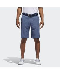 Adidas Blue Pencil Print Ultimate Shorts for men