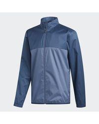 Adidas Blue Climastorm Provisional Jacket for men