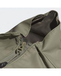 Adidas - Gray Convertible Training Duffel Bag Medium for Men - Lyst