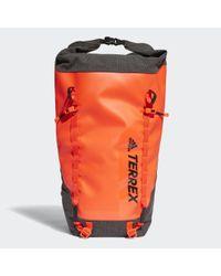 Adidas Orange TERREX HB 40 Rucksack
