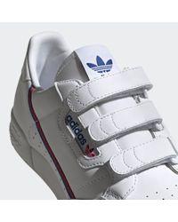 Zapatilla Continental 80 Adidas de color White