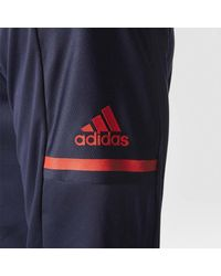 Adidas - Blue Capitals Authentic Pro Jacket for Men - Lyst