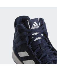 Adidas Blue Pro Spark 2018 Shoes for men