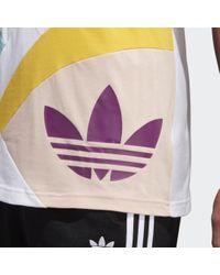 Débardeur Sportive Nineties Adidas pour homme en coloris White