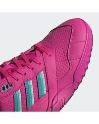 Scarpe A.R. Trainer di Adidas in Pink da Uomo