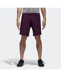 Adidas Red Crazytrain Shorts for men
