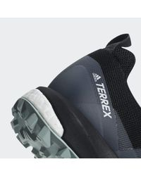 Adidas - Black Terrex Agravic Shoes for Men - Lyst