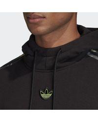 Adidas Football Hoodie in Black für Herren