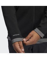 Chaqueta Adicross Primeknit Adidas de hombre de color Black