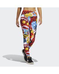 Tight 7/8 Believe This di Adidas in Multicolor