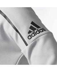 Adidas Gray Golden Knights Z.n.e. Pulse Hoodie for men