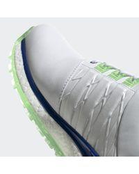 Adidas TOUR360 XT-SL Spikeless Wide 2.0 Golfschuh in Blue für Herren