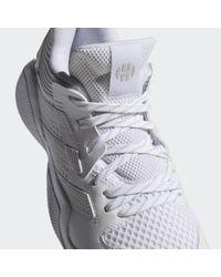 Adidas Harden Stepback Schoenen in het Gray voor heren