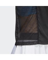 Camiseta de tirantes Escouade Adidas de color Black
