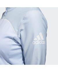 Adidas Blue Go-to Adapt Jacket
