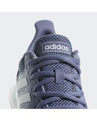 Adidas Adidas Runningschoenen Falcon W in het Blue