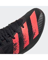 Adidas Distancestar Atletiekschoenen in het Black