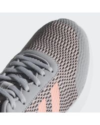 Adidas Gray Element Race Shoes