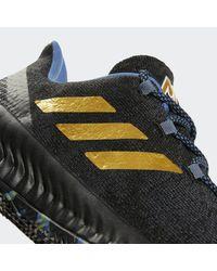 Adidas Black Harden B/e X Mvp Shoes for men