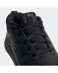 Adidas Five Ten Sleuth Dlx Mid Mountain Bike Schoenen in het Black
