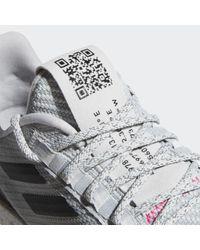 Zapatilla Pulseboost HD Winter Adidas de color Gray
