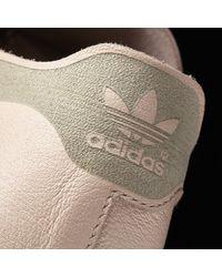 Chaussure Superstar 80s Decon Adidas en coloris Pink