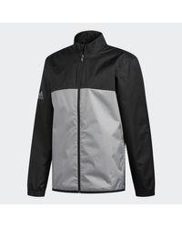 Adidas Black Adi Prov Jacket for men
