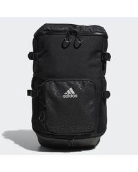 Zaino Rucksack di Adidas in Black da Uomo