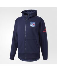 Adidas - Blue Rangers Pro Squad Id Hoodie for Men - Lyst